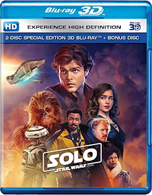 Solo: A Star Wars Story [2018] [3D] [BD25] [Latino]