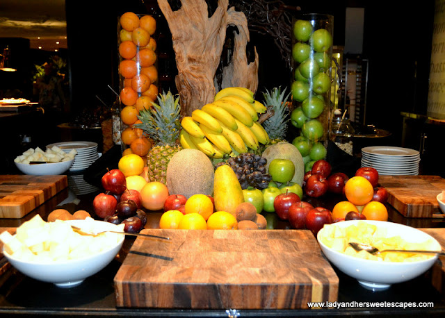 fruits at Medley Pullman Hotel