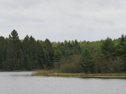 Midland to Mackinac Trail Cornwall Flowage