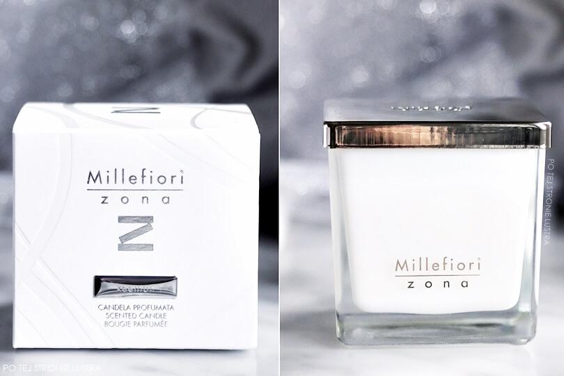millefiori zona keemun świeca zapachowa