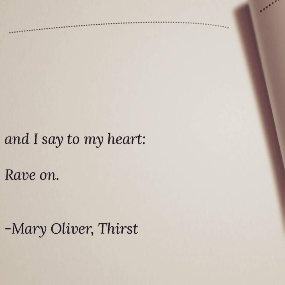 Mary Oliver Love Quotes Verses In Season Shhhhhhhhh A Perspective Be A Quiet Advocate