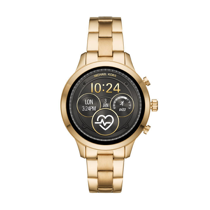 7c1f4d23ff5b Top Notch Material  Best Buy has Michael Kors Smartwatches and they ...
