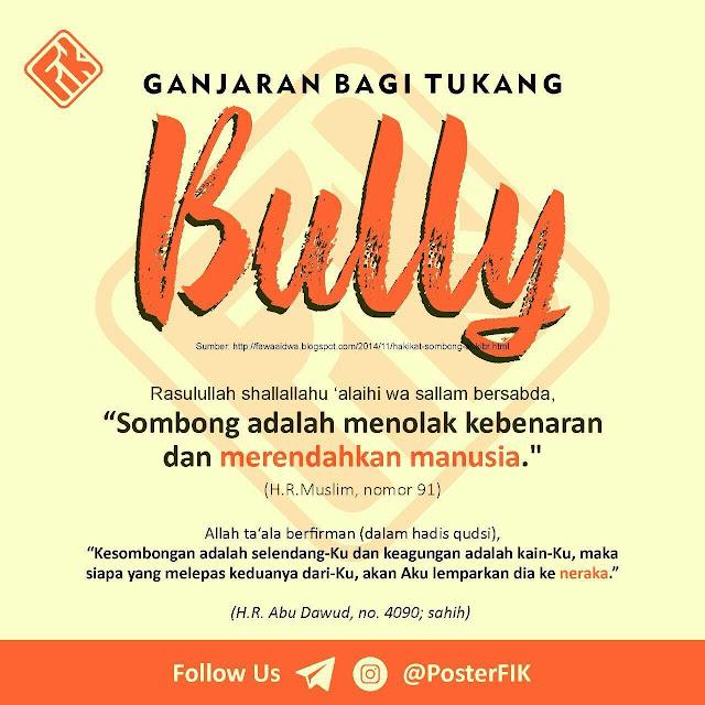 Cara Menghadapi Bully Pada Anak-anak