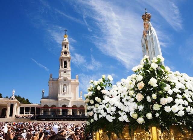 Igreja e Santuário da Nossa Senhora de Fátima