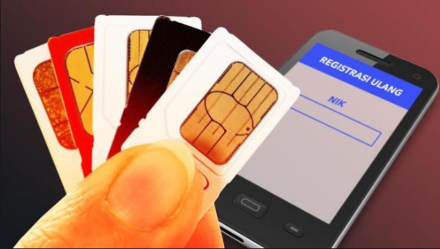 cara mengatasi registrasi kartu sim gagal