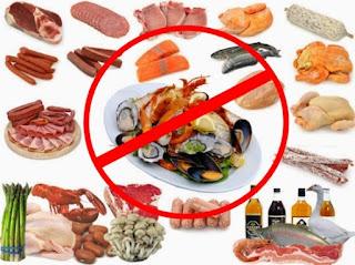 Pantangan Makanan Yang Dilarang Untuk Ibu Hamil