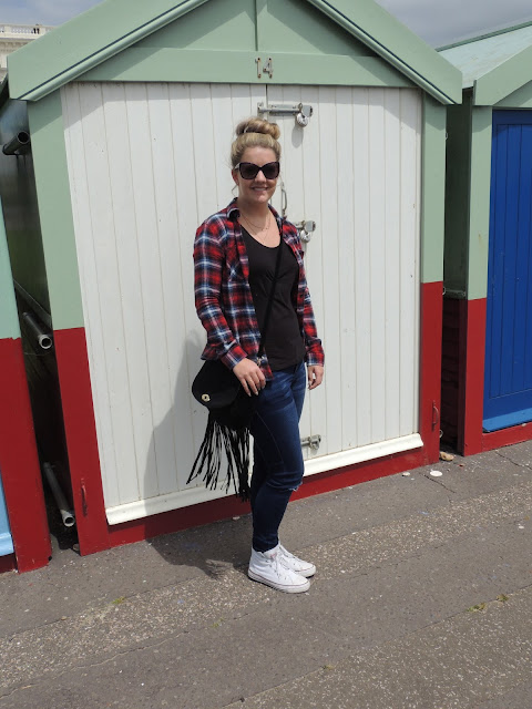 Camilla Jane || OOTD - Beautiful Brighton