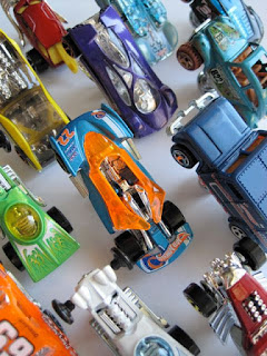 etsy drawer pulls recycled hotwheel cars