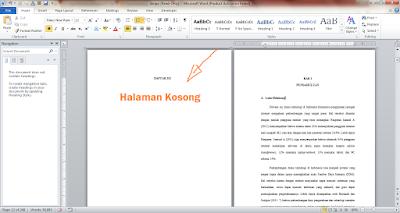 Cara Membuat Daftar Isi Manual Dan Otomatis Pada Ms Word Lengkap
