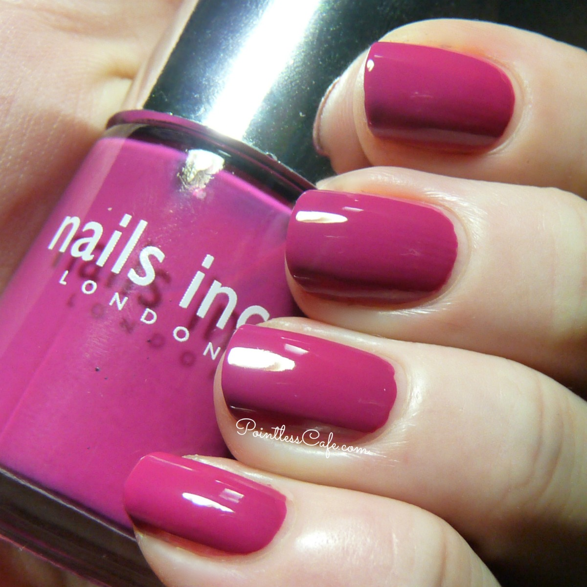 Nail Of The Day Nails Inc Walton Street Pointless Cafe