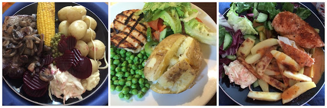 three slimming world meals