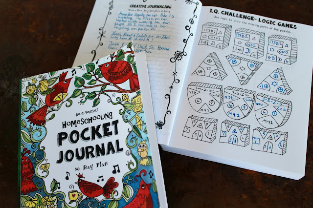Pocket Size Journal from The Thinking Tree