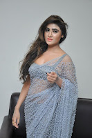 Actress Sony Charistha Latest Pos in Silver Saree at Black Money Movie Audio Launch  0046.jpg