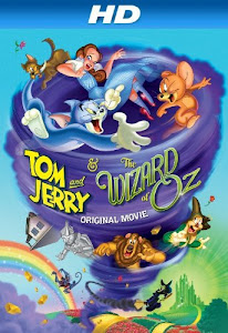Tom and Jerry & The Wizard of Oz Poster