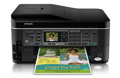 Epson WorkForce 545 Driver and Review