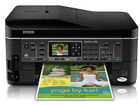 Epson WorkForce 545 Driver Download