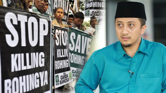 Apa arti Rohingnya?