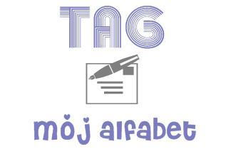 📚 TAG - Mój alfabet 📚