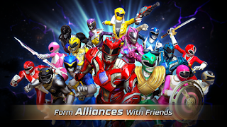 Power Rangers Legacy War Apk Mod v1.1.0 For Android