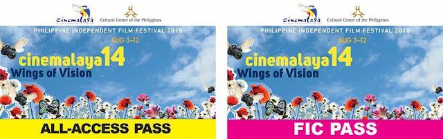 cinemalaya 2018 festival pass