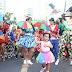 Bloquinhos, irreverência e alegria do público infantil marcam abertura do Fuzuê