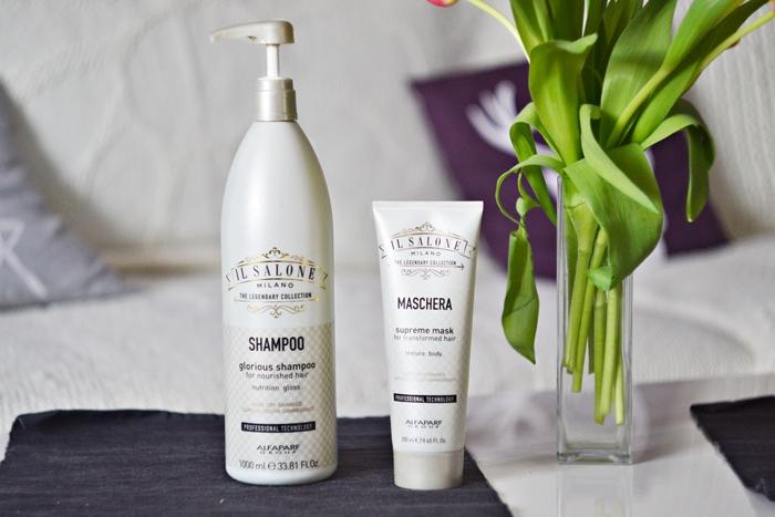 szampon, maska, odżywka, shampoo, maschera,Il salone, kosmetyki, pielęgnacja, włosy