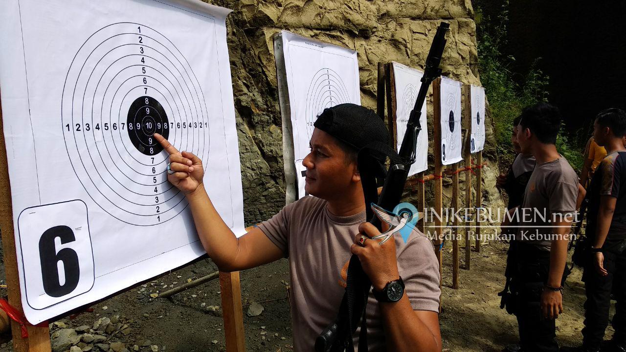 Hadapi Natal dan Tahun Baru, Polres Kebumen Siapkan Penembak Jitu