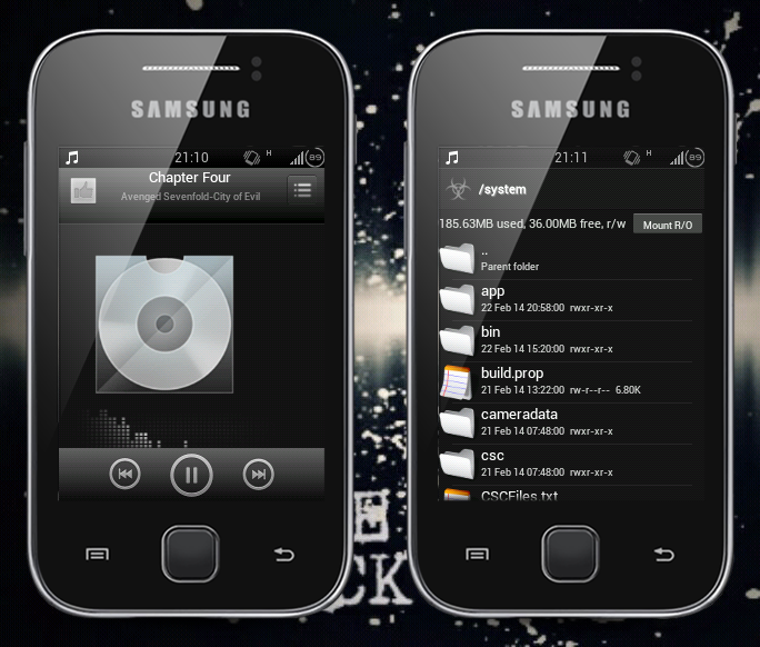 Samsung Galaxy Y GT-S5360 Rom Collections ~ Android Rom Collection