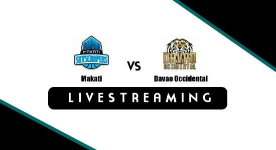 Livestream List: Makati vs Davao Occidental July 19, 2018 MPBL Anta Datu Cup