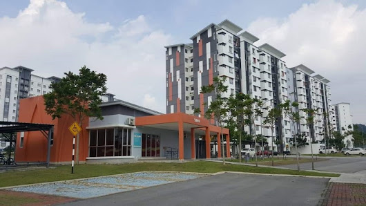 APARTMENT SERI KASTURI, SETIA ALAM FOR SALE