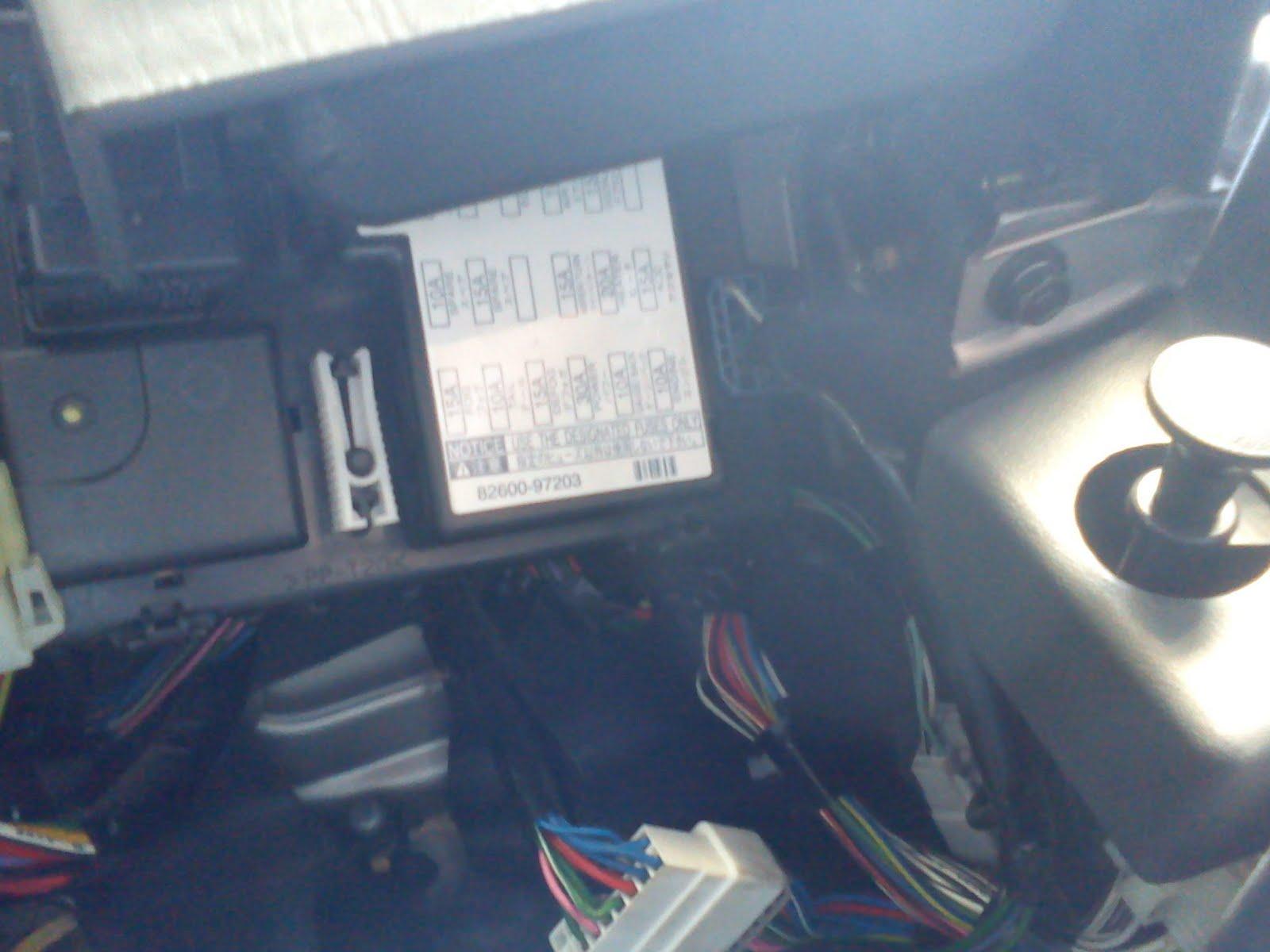 medium resolution of fuse box kancil 850 wiring diagram portal automotive fuse box kancil fuse box