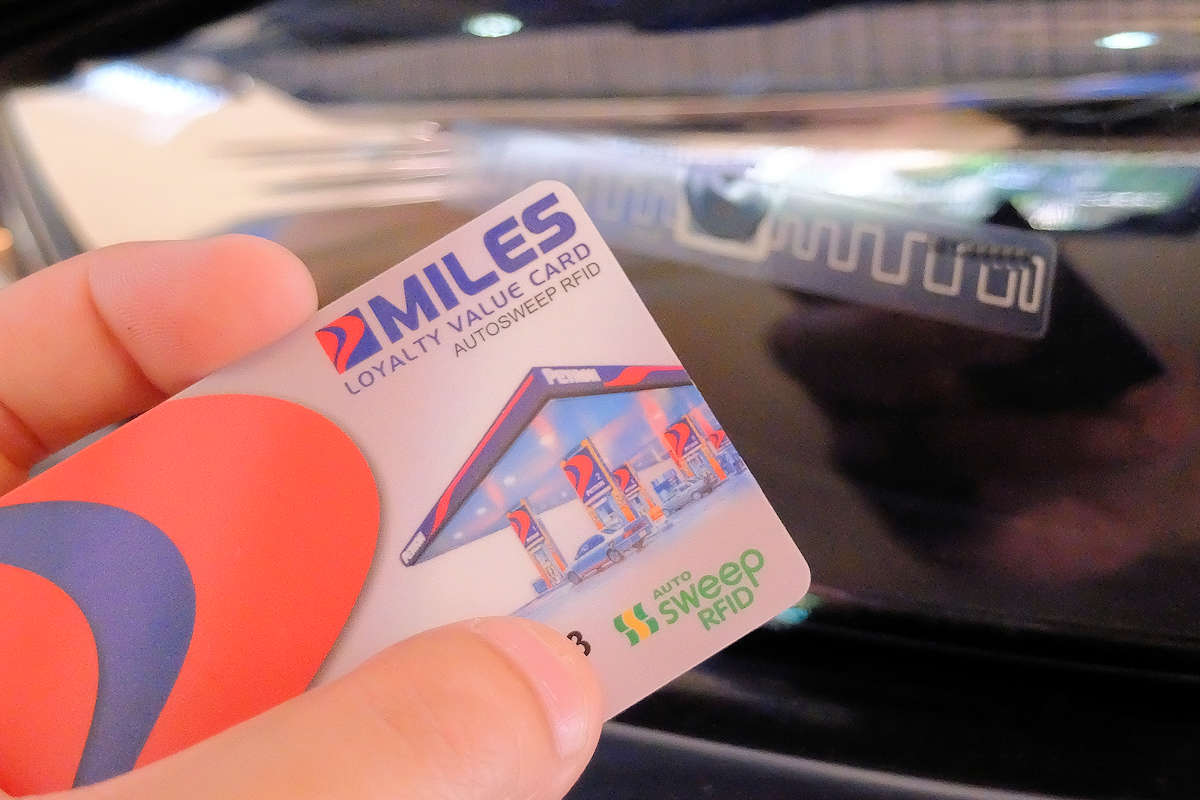 Here's How You Can Apply for an Autosweep RFID | Philippine