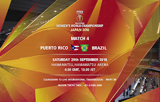 FIVB Women's Volleyball World Championship Key Eutelsat 10A 29 September 2018