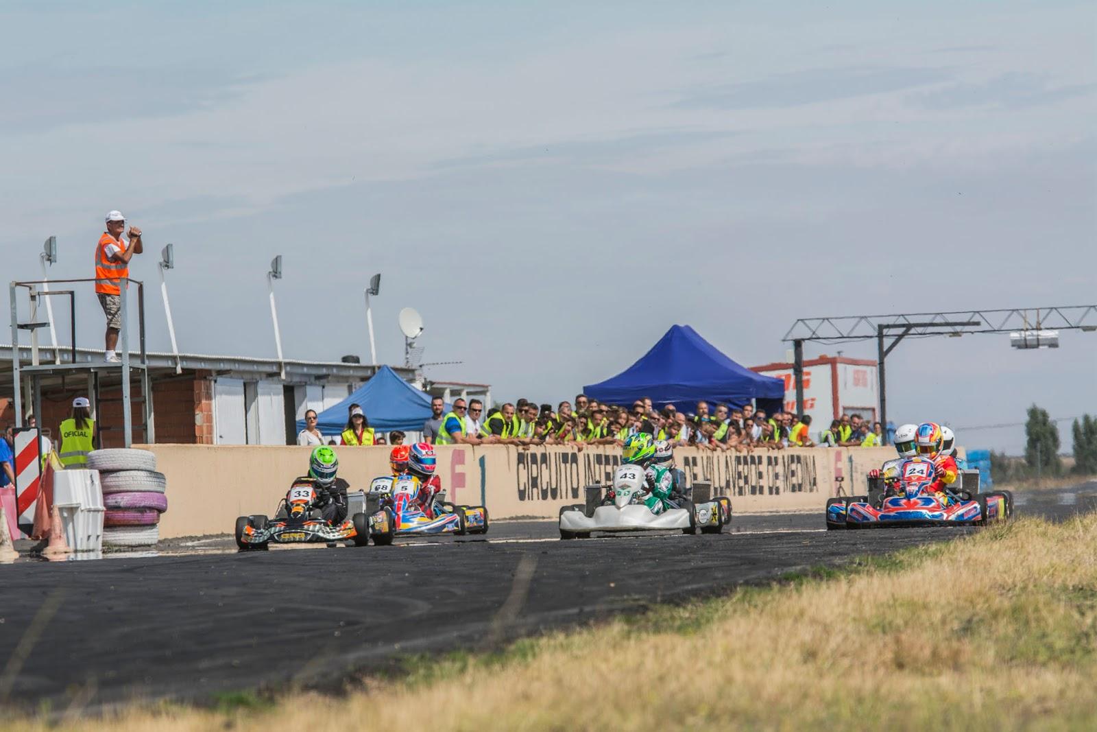 Circuito Fk1 : Amigos del karting 2t zona centro: 2017