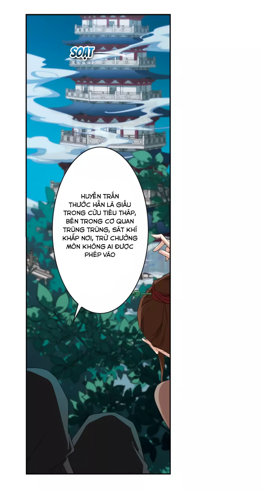Hoa Thiên Cốt chap 154 - Trang 10