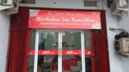 Alamat & Nomor Telepon Kantor J&T kota  Bogor