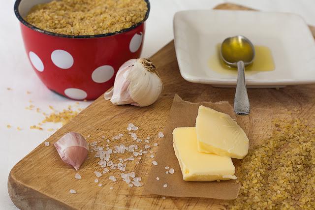 Sastojci potrebni za kuvanje bulgura