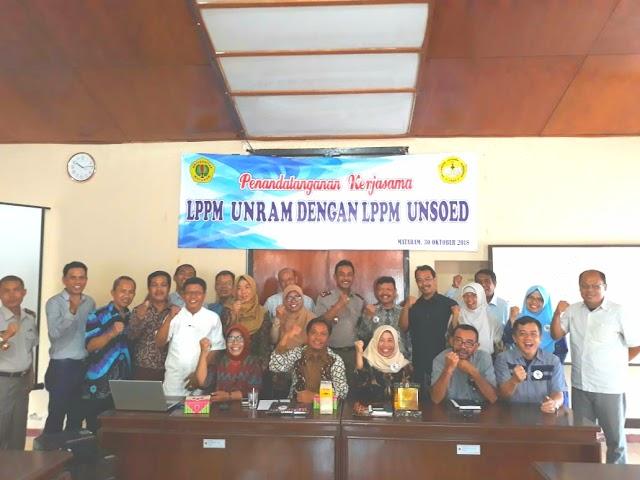 Unsoed Aktif Dalam Pemulihan Pasca Gempa Lombok