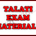 TALATI OLD EXAM PAPERS