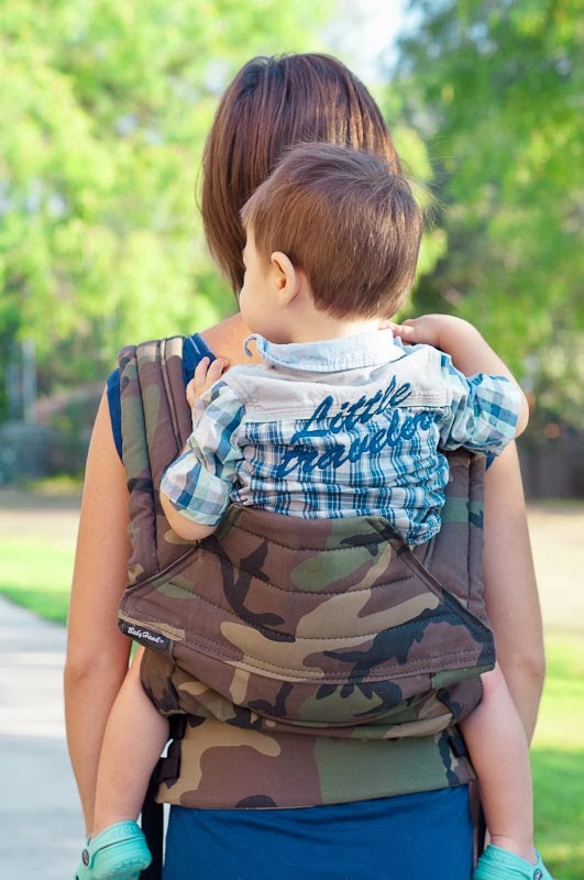Babyhawk Baby Hawk Oh Snap Soft Structured Carrier Ssc Review