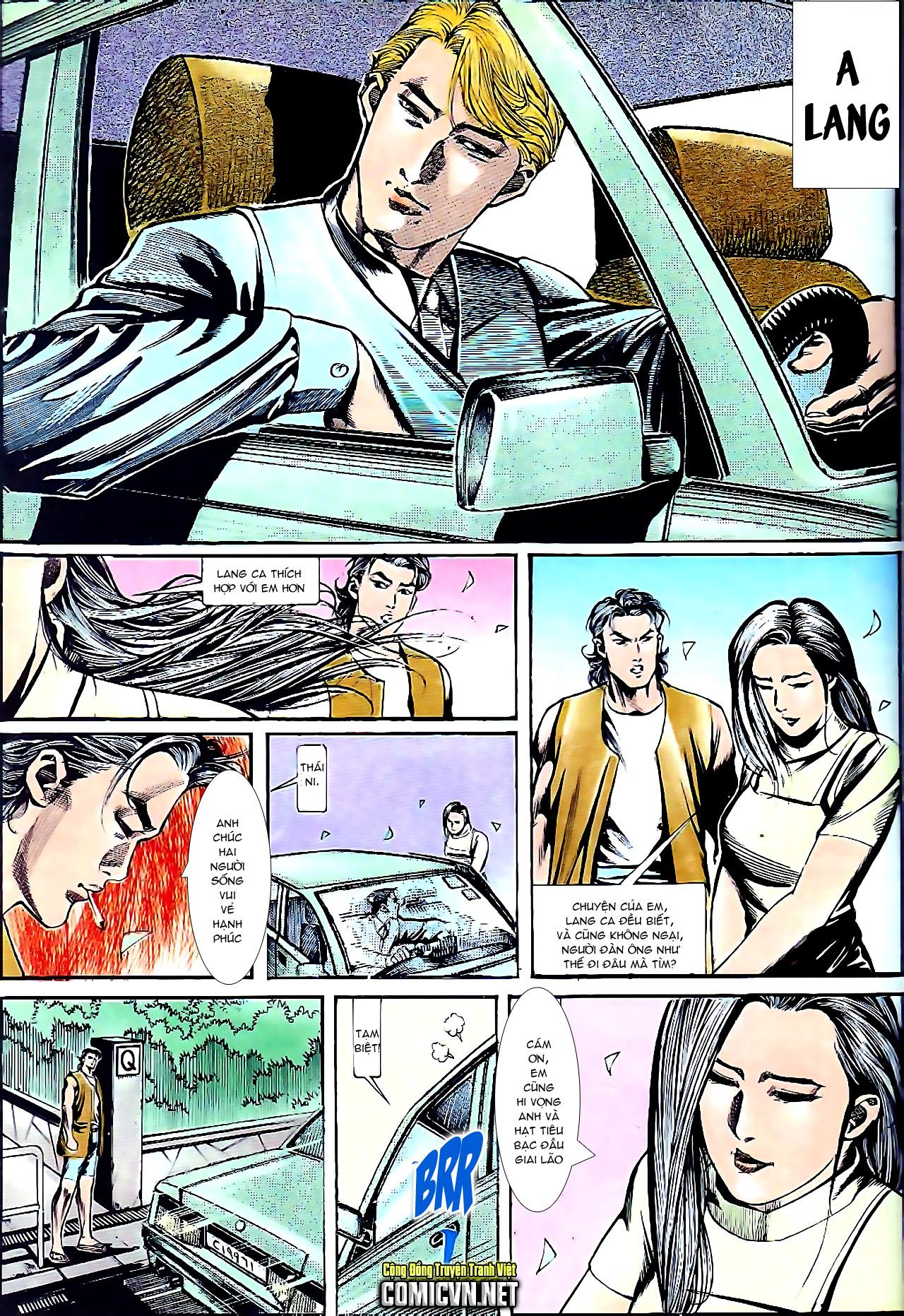 Người Trong Giang Hồ chapter 148: em đã gả cho anh trang 21