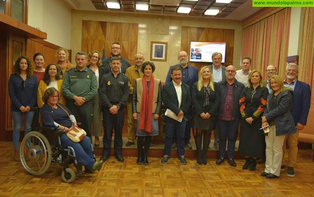 La Palma se postula como sede del III Encuentro de islas y municipios promotores de la salud