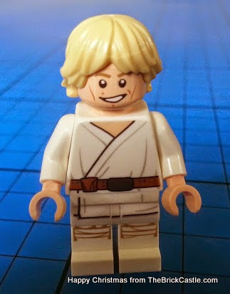 The LEGO Star Wars Advent Calendar December 13 Luke Skywalker