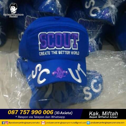 Topi Pramuka Scout