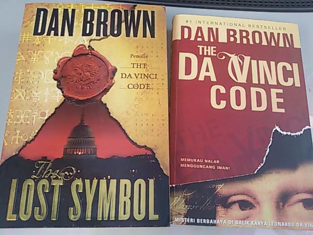 Panglima Review Lima Faktor Novel Karya Dan Brown Laris Di Indonesia