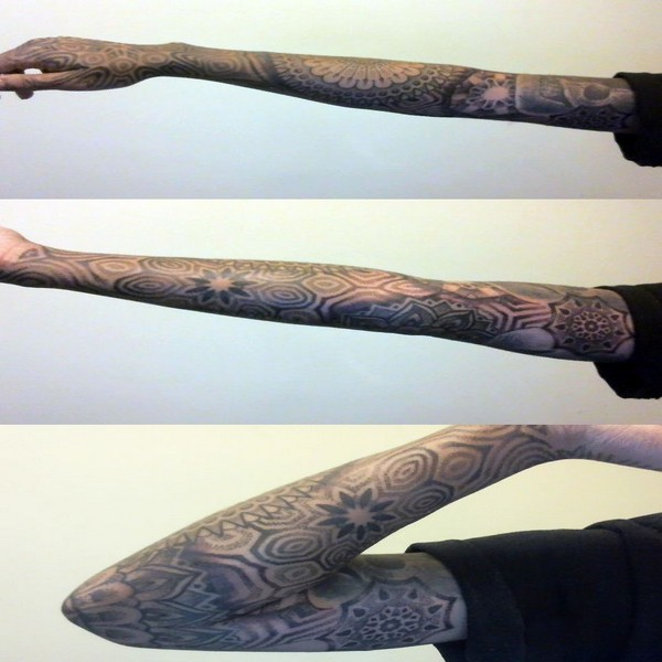 blackwork tattoo ontario