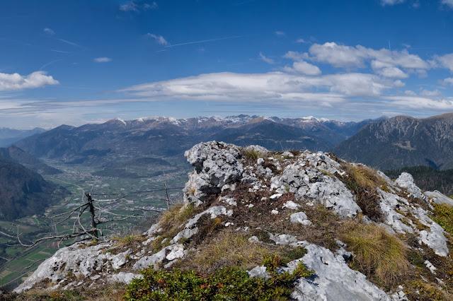 Monte Mezza in Valsugana