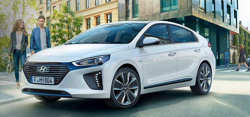 Hyundai Ioniq motori
