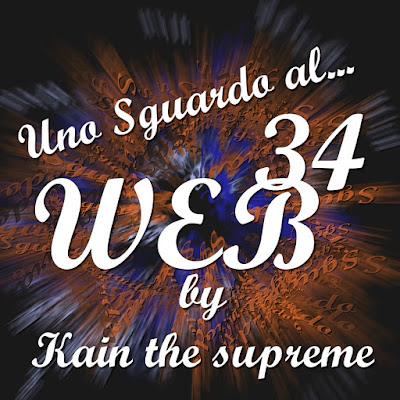 Uno sguardo al #web N° 34