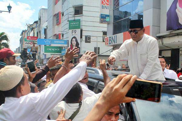 Prabowo: Jika Bangsa Ini Salah Urus, Kita Harus Ganti Arah